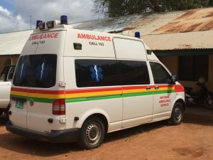 MAZA-National Ambulance Service