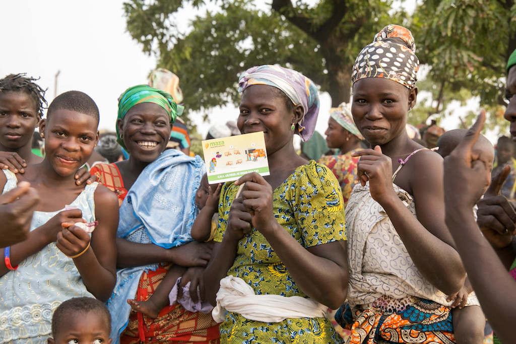 Pregnant women interested in MAZA-web